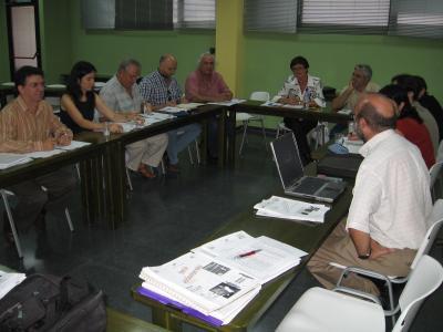 REUNIÓN DEL ÁREA DE EDUCACIÓN.- SEVILLA 2007. CONCLUSIONES