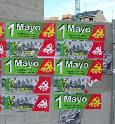 PRIMERO DE MAYO DESDE GRANADA