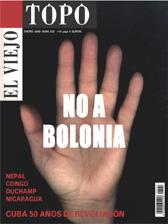 """PORTADA DE """"EL VIEJO TOPO"""" ENERO'09"""