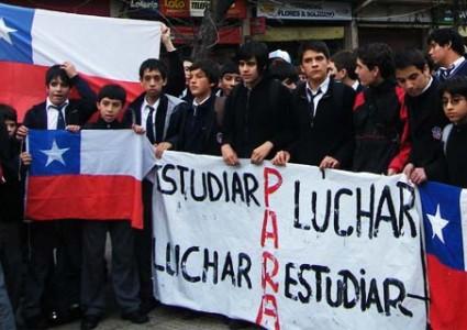 ¿Qué pasa con la educacion en Chile?
