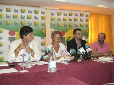 Antonio Maillo, miembro del Área de Educación de IULV CA, candidato al Senado por Huelva